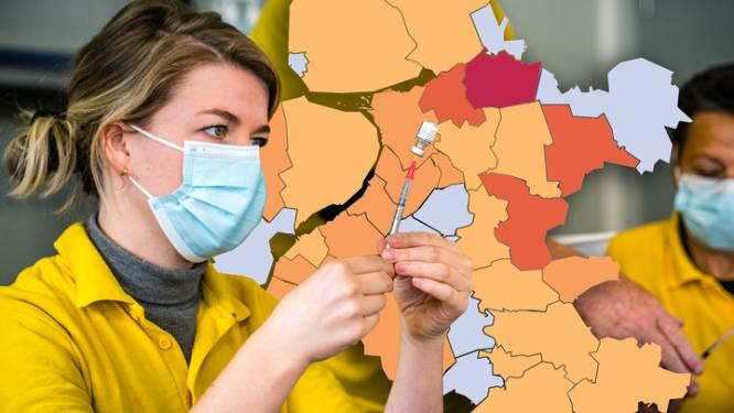 KAART | IJsselland heeft relatief meeste coronabesmettingen van Nederland, Brummen en Heerde hebben er nul