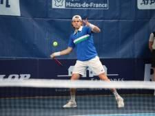Zizou Bergs file en quarts de finale à Lille