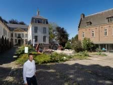 Bas van de Laar gelooft in zijn kasteel ook al bemoeien zich er '15.000 eigenaren' mee