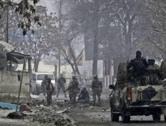 Talibanstrijders gedood bij aanval op Afghaanse geheime dienst