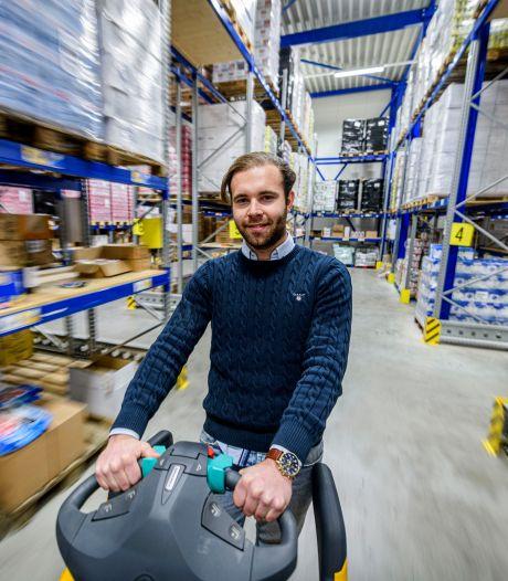 Hoe de online super van Alessio (25) uit Enschede een landelijk succes werd: 'Dit doet nog niemand'