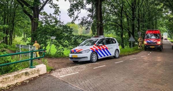 Overleden persoon aangetroffen in het kanaal in Eindhoven - Eindhovens Dagblad