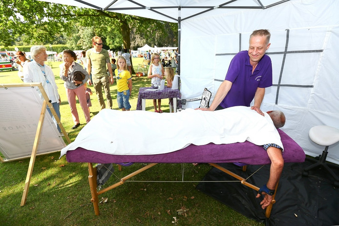 Massage op Pure Passie in Ede.