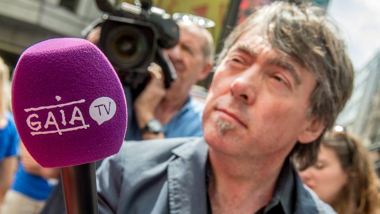 Gaia-voorzitter Michel Vandenbosch. Beeld Reporters / GYS