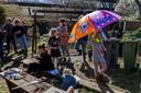 'Voorjaarsschoonmaak' in Woensel