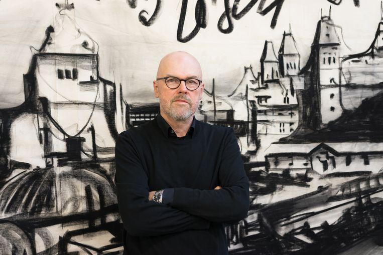 Marcel van Eeden Beeld Lukas Giesler