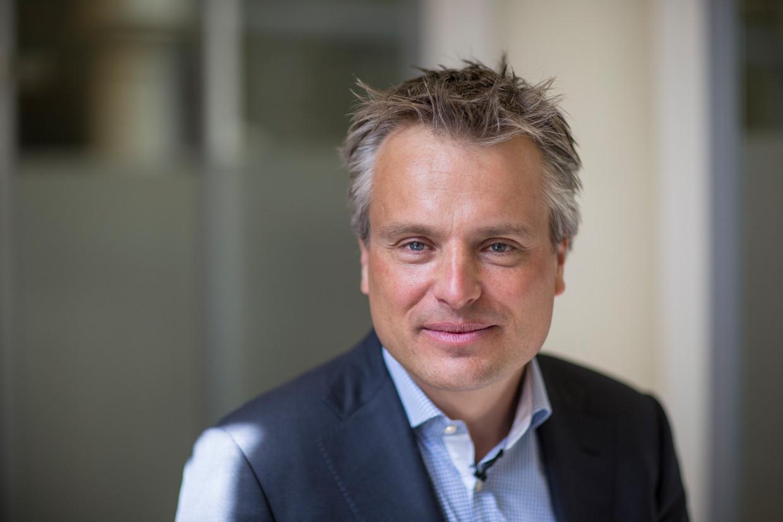 Joris Luyendijk schreef de inleiding voor 'Hoop'. 'Een positief vergezicht is nodig.'