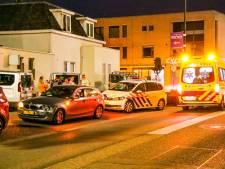 Man in Apeldoorn draait volgens getuigen door na handgemeen, ramt auto en scheurt er zelf vandoor