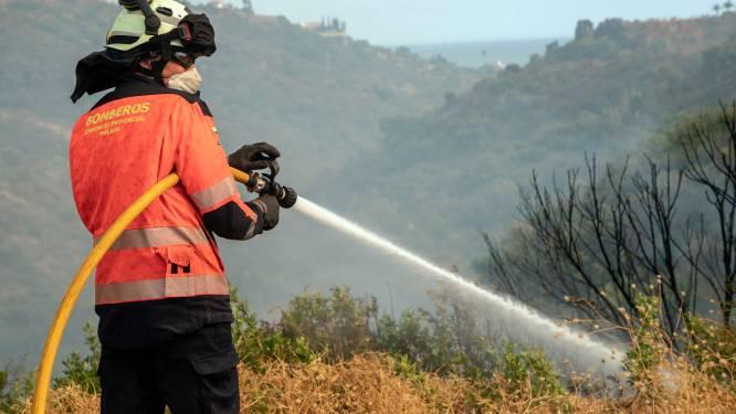 Spanje zet leger in en evacueert preventief vanwege branden: 'In jaren niet zo'n bosbrand geweest'