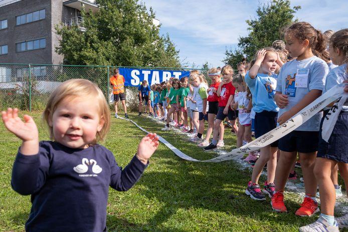 De 32ste Lierse scholenveldloop werd een groot succes.
