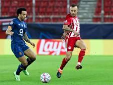 Rafinha keert Griekse tegenstander van PSV in Europa League rug toe