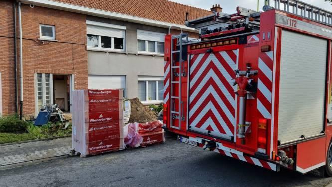 Dakwerker (40) raakt verbrand in aangezicht door steekvlam