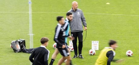 LIVE   Trauner vervangt Fer bij Feyenoord, Wehrmann op de bank bij FC Luzern