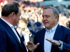Advocaat trots op zijn spelers: 'Geweldig om zo af te sluiten'