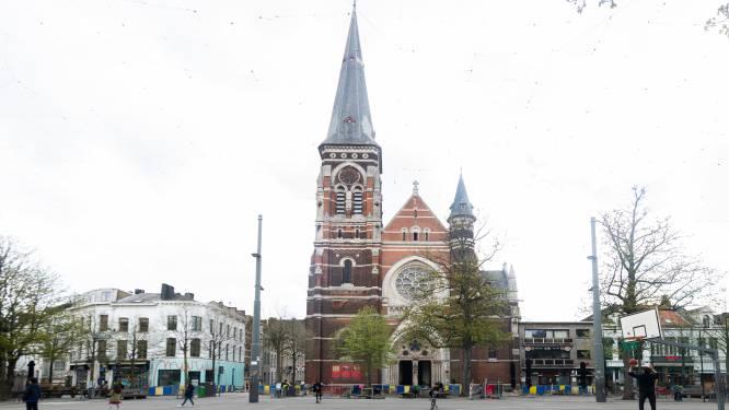 Sint-Norbertuskerk op Dageraadplaats wordt gerestaureerd