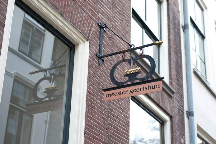 Het Meester Geertshuis in Deventer ziet regelmatig zwerfjongeren die ook daadwerkelijk op straat slapen.