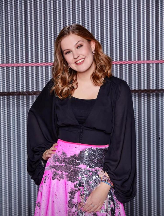 Emma Boertien (17) uit Almelo.