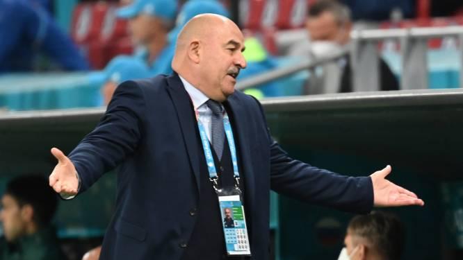 Tsjertsjesov moet na vijf jaar weg als bondscoach Rusland