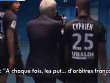 """""""Les putains d'arbitres français!"""": le dérapage de Balotelli"""
