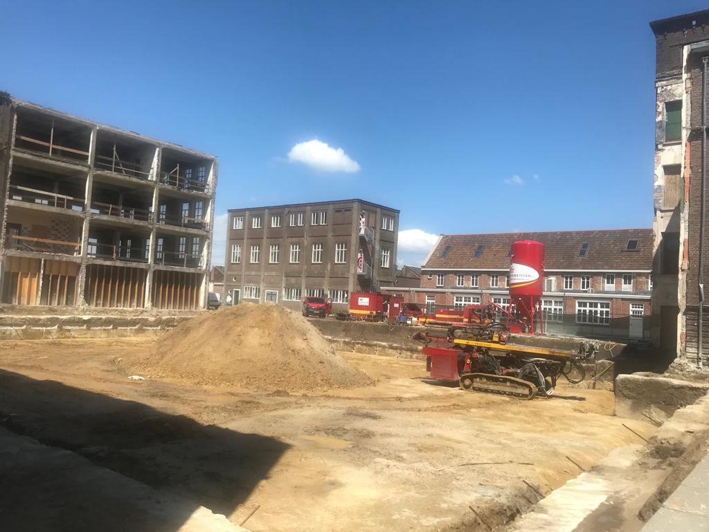Polimeks kan een nieuw complex gaan bouwen op de plek waar eens het U-gebouw van KVL stond.
