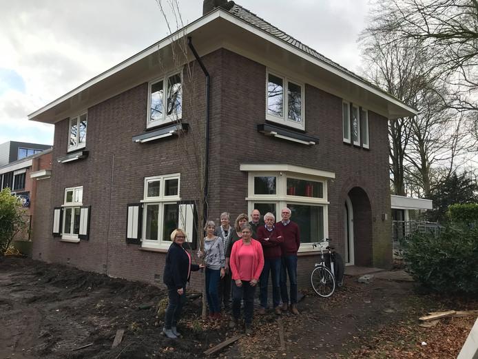 Het nieuwe hospice Casa Vera aan de Quickbornlaan in Epe is bijna klaar. Hulpdienst de Kruimpelschaar hoopt half april te verhuizen.