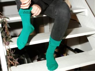 Elke maand een kunstig paar sokken in de bus: het Vlaamse 'Socksial Club' bedenkt 'sokkenabonnement'