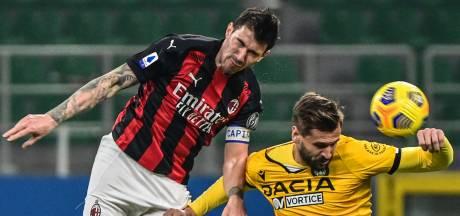 AC Milan baalt ondanks extreem late escape tegen Nuytinck en Zeegelaar