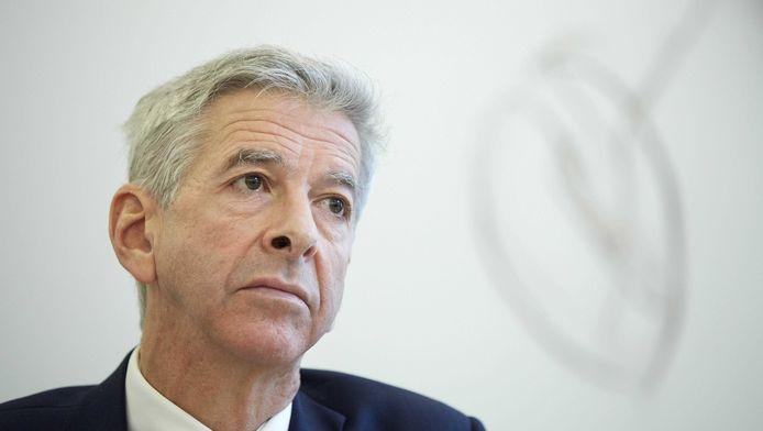 Minister Ronald Plasterk van Binnenlandse Zaken