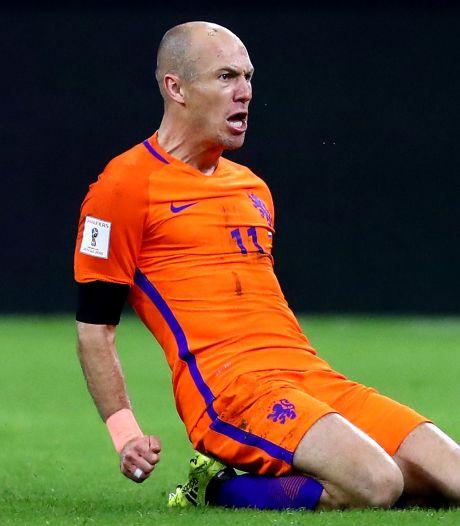 Waarom de terugkeer van mondiaal fenomeen Robben de hiërarchie bij Oranje op zijn kop kan zetten