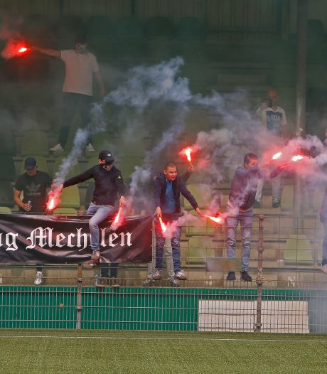 Feyenoordfan vecht boete voor zwaaien met fakkel aan de Krommedijk met succes aan: 'Ik was het niet'