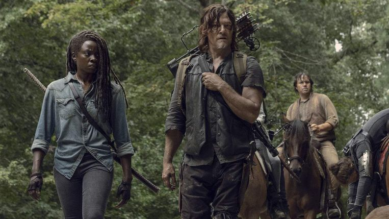 The Walking Dead Beeld IMDB