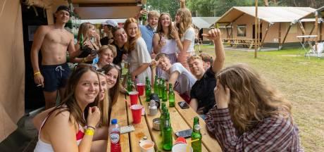 Vrees voor brandhaard op populaire jongerencamping Ommen: negatieve test nu verplicht