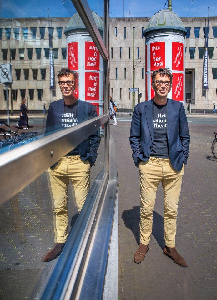 Directeur Nationale Toneel Cees Debets.(Den Haag 04-07-19) Foto:Frank Jansen