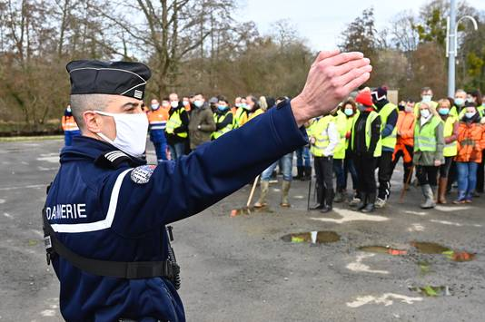 Battue organisée à Montefort-sur-Meu (19 février)