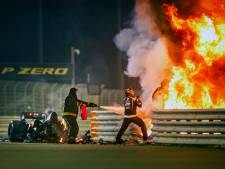 Formule 1-directeur Brawn wil onderzoek: 'De halo heeft de dag en Grosjean gered'