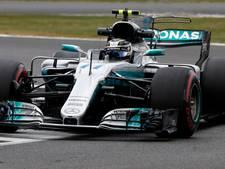 Mercedes onaantastbaar op Silverstone, Verstappen vijfde