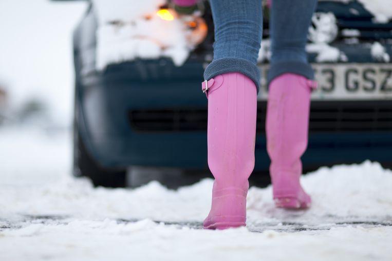 Alvast één raad die Vias geeft: draag comfortabele  schoenen en kleren achter het stuur. Beeld Thinkstock