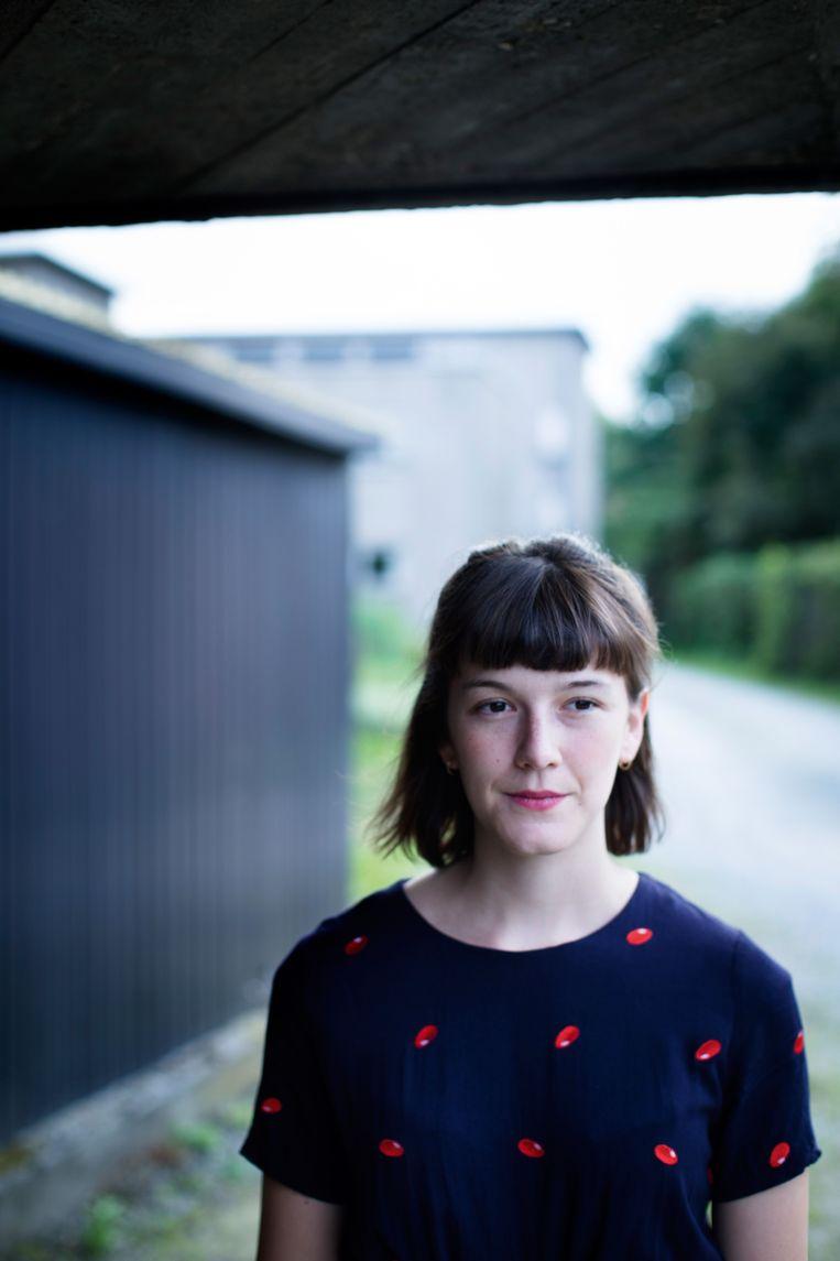 Charlotte van den Broeck. Beeld Koen-Broos