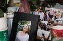 Foto's van de slachtoffers die op Moederdag overleden bij de schietpartij in Colorado Springs.