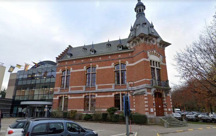 Gemeentehuis Grimbergen.