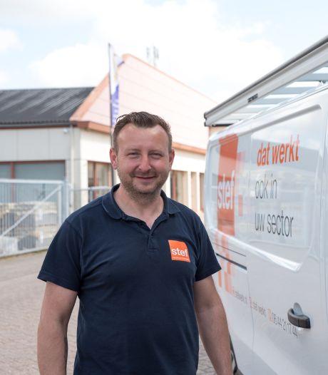 Krzysztof bevestigt graag de vooroordelen: 'Polen klagen niet over een uurtje langer werken'