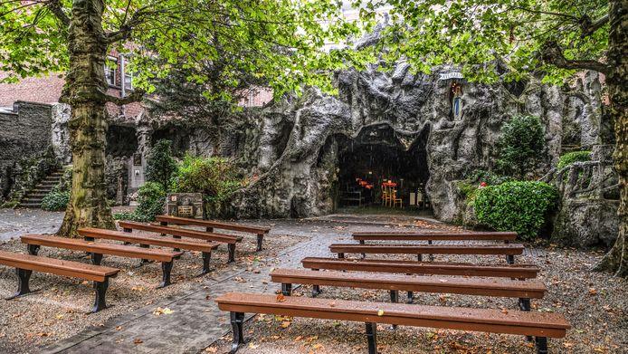 Heropening Lourdesgrot