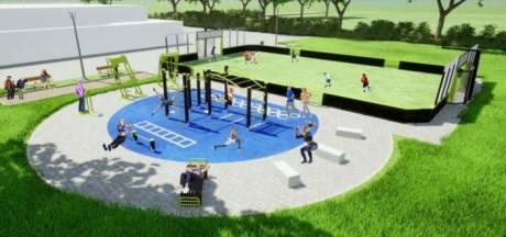 Sportveld en 'beweegtuin' in Best komen tóch bij jongerencentrum