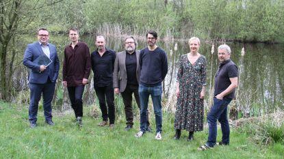 Kunstproject 'We are water' legt schoonheid IJzervallei vast in woord, beeld en muziek
