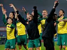 Vitesse-fan houdt woord en laat taart bezorgen bij Fortuna Sittard na zege op Feyenoord