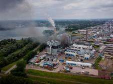 HVC ziet steeds meer 'brandgevoelige stoffen' in restafval: 'Batterijen kunnen spontaan branden'