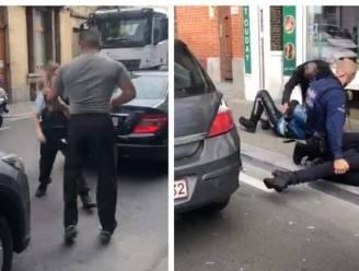 """Veertiger die politie in Molenbeek aanviel met krik, handelde uit """"liefdesverdriet"""""""