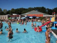 Zwembad De Schaeck in Twello de komende dagen vol door corona-maatregelen: 'Best zuur'
