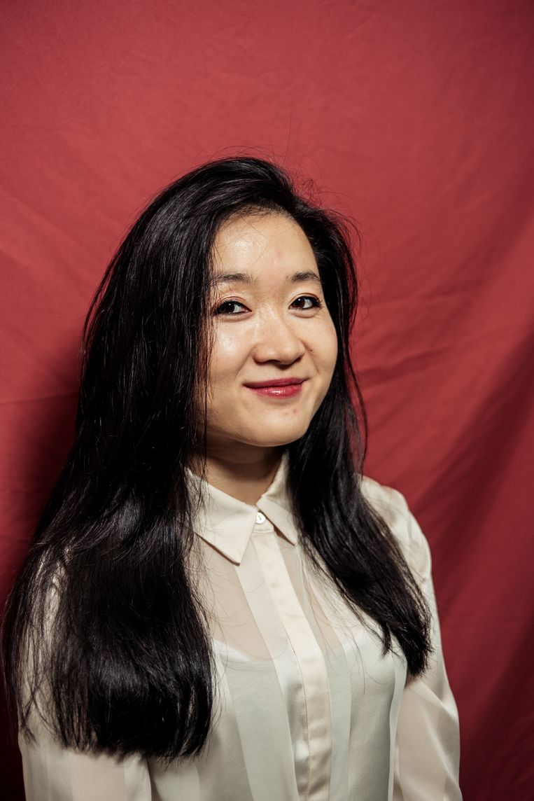 Yang Bao Luyckx: 'Dit had 'gewoon' moeten zijn.' Beeld Jakob van Vliet