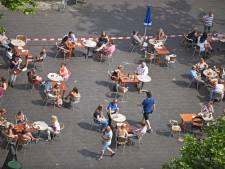 Bovenop normale regels maakt Oosterhout nog extra afspraken met horeca over terrassen
